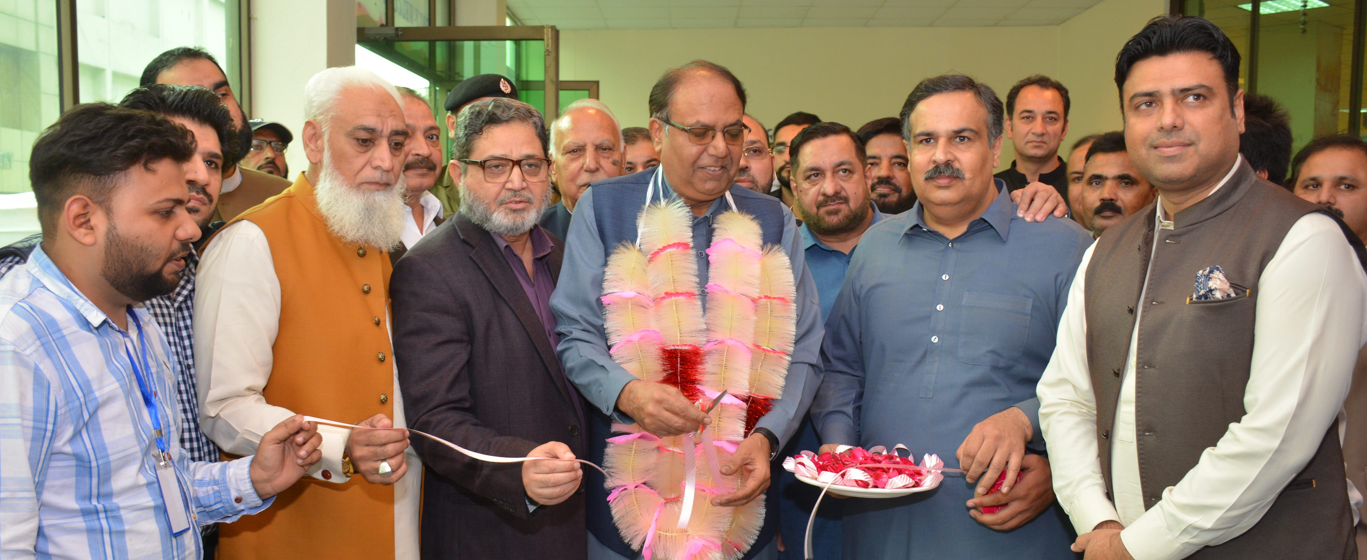 GBC Inauguration of Made in Gujranwala Expo 2019