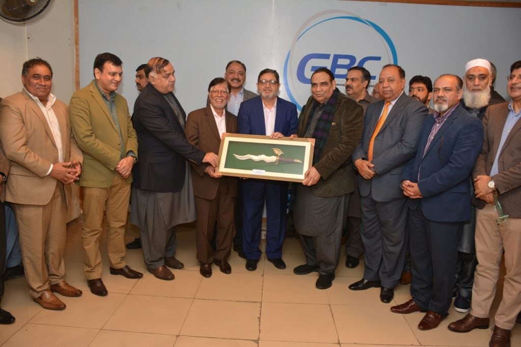 President of Federal Chamber of Commerce and Industries, Pakistan